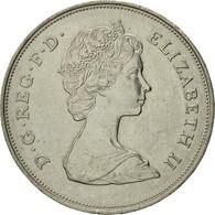 Grande-Bretagne, Elizabeth II, 25 New Pence, 1980, TTB+, Copper-nickel, KM:921 - 1971-… : Monedas Decimales