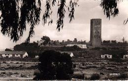 MAROC - RABAT LA TOUR HASSAN VUE DE SALE - Rabat