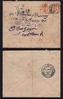 C5135 ORANGE FREE STATE 1900, Boer War Cover  To Glasgow, Scotland - Sud Africa (...-1961)