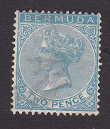 Bermuda, Scott #20, Used, Victoria, Issued 1883 - Bermudes