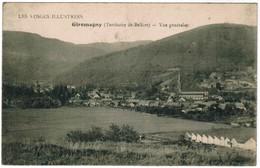 CPA Giromagny, Vue Générale (pk35656) - Giromagny
