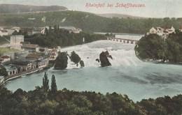 CPA - SUISSE - Rheinfall Bei Schaffhausen. Lota Chrom. E.V. 1069. 1906 - SH Schaffhausen