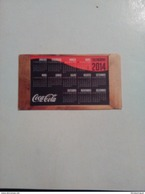 Pocket Calendarios Coca-cola 2014. Portugal - Calendarios