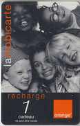 ÎLE DE LA RÉUNION  - RECHARGE - GSM & ORANGE  ***  ENFANTS - CADEAU *** - Reunion