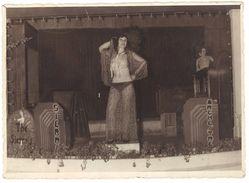 Photo Amateur Spectacle, The Sierra's Orchestre ( Photo Goethe ), Femme, Dentelles - Photos