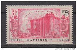 Martinique N° 173 Luxe ** - Nuevos