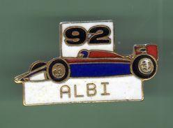 SPORT AUTO *** ALBI 92 *** 0088 - Car Racing - F1