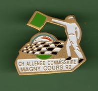MAGNY COURS 92 *** CHALLENGE COMMISSAIRE  *** 0088 - Automobile - F1