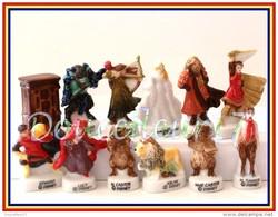 Le Monde De Narnia ...Serie Complète De 12...Ref AFF : 2-2006 ..(pan 0025) - Disney
