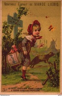 1 Chromos - LIEBIG - Le Petit Chaperon Rouge - S115 - Bill-689 - R/v - Liebig