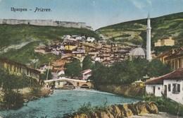 "Kosovo - CPA - PRIZREN. Foto Atelje ""Koro"", Prizren. Voyagée 1928 - Kosovo"