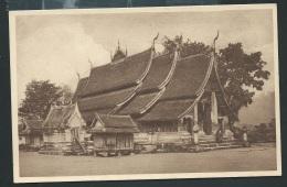Laos - Luang Prabang   - Vat Xieng Thong  - Odi57 - Laos
