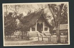 Laos - Luang Prabang   -  Pagode  - Odi58 - Laos
