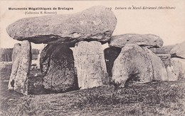 Bretagne / Dolmen De Mané Keriened   56 Morbihan   ( Nieuw ) - Dolmen & Menhirs