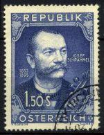 Austria 1952 SG 1235 Usato 100% - 1945-.... 2nd Republic