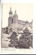 Poland KRAKOW RED CROSS 5789 - Poland