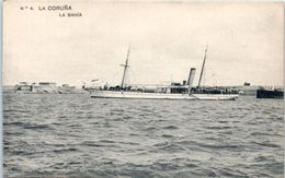 ESPAGNE  -- Coruna --  La Bahia - La Coruña