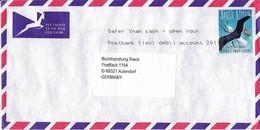 Südafrika / South Africa - Umschlag Echt Gelaufen / Cover Used (a816) - Albatrosse & Sturmvögel
