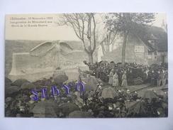 Chateaudun.  18 Novembre 1923.  Inauguration Du Monument Aux Morts. - Chateaudun
