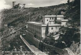 15. NARNI : Le Grazie - Sede Della Colonia Di Donato -  Cachet De La Poste 1950 - Perugia