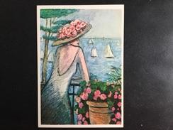 CARTE POSTALE PEINTURE/JEAN-PIERRE CASSIGNEUL - Peintures & Tableaux