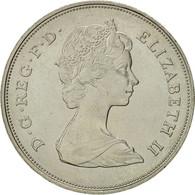 Grande-Bretagne, Elizabeth II, 25 New Pence, 1981, SUP, Copper-nickel, KM:925 - 1971-… : Monedas Decimales