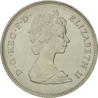 Grande-Bretagne, Elizabeth II, 25 New Pence, 1981, SUP, Copper-nickel, KM:925 - 1971-… : Monnaies Décimales