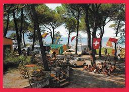 GOLFO DI FOLLONICA - GROSSETO - CAMPING BELMARE - CITROEN - FIAT 500 - Italia
