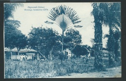 Ogooué ( Gabon ) -  Massanga Immeubles CEFA   - Odi73 - Gabon
