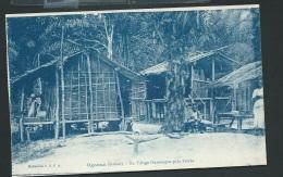 Ogooué ( Gabon )     Un Village Ouroungou Près Falaba- Odi87 - Gabon