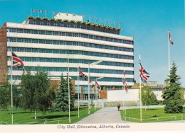 Canada Edmonton City Hall - Edmonton