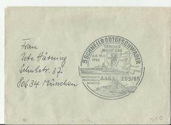 DR SST Schnellboot 1985 - Briefe U. Dokumente