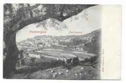 VENTIMIGLIA - PANORAMA VIAGGIATA  FP - Imperia