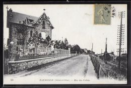 CPA 95 - Eaubonne, Rue Des Calais - Eaubonne
