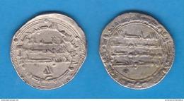 EMIRATO INDEPENDIENTE  ABDERRAMAN II (821-852) DIRHEM  Plata 231 H. (845-846 J.C.) Réplica  SC/UNC    T-DL-11.983 - Islámicas
