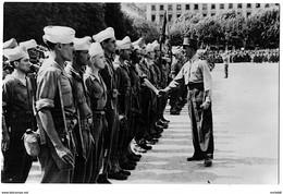 Débarquement Provence Lyon De Lattre De Tassigny Troupes Africaines 1944 état Superbe - War 1939-45