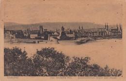 Germany Koblenz Des Deutsche Eck