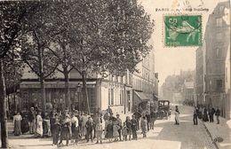 PARIS RUE DES BOULETS - Arrondissement: 11