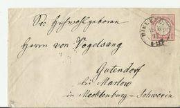 DR CV 1872 - Storia Postale