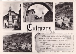 COLMARS LES ALPES MULTIVUES (dil98) - Frankrijk