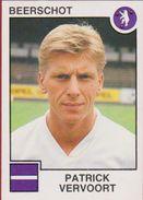 Panini Football Voetbal 85 1985 VAC Beerschot Sticker Nr. 48 Patrick Vervoort - Sport
