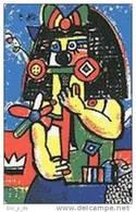 Germany - P 20/96 - Zodiac - Otmar Alt - Virgin - Jungfrau - Sternzeichen - Sternzeichen