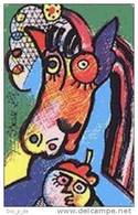 Germany - Deutschland - P 12/94 - Chinese Zodiac - Year Of Horse - Otmar Alt - Sternzeichen - Zodiac