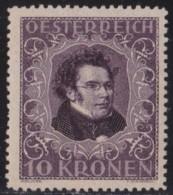 Osterreich   .    Yvert   .    293       .      *      .          Ungebraucht     .   /    .   Mint-hinged - 1918-1945 1ste Republiek