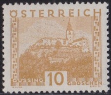 Osterreich   .    Yvert   .    378      .      *      .          Ungebraucht     .   /    .   Mint-hinged - 1918-1945 1ste Republiek