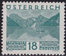 Osterreich   .    Yvert   .    381       .      *      .          Ungebraucht     .   /    .   Mint-hinged - 1918-1945 1ste Republiek