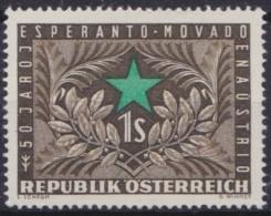 Osterreich   .    Yvert   .     838     .      **      .          Postfrisch     .   /    .   MNH - 1945-60 Ongebruikt