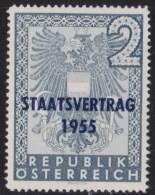 Osterreich   .    Yvert   .     850     .      **      .          Postfrisch     .   /    .   MNH - 1945-60 Neufs