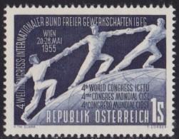 Osterreich   .    Yvert   .     851     .      **      .          Postfrisch     .   /    .   MNH - 1945-60 Ongebruikt