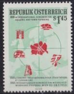 Osterreich   .    Yvert   .     860     .      **      .          Postfrisch     .   /    .   MNH - 1945-60 Ongebruikt